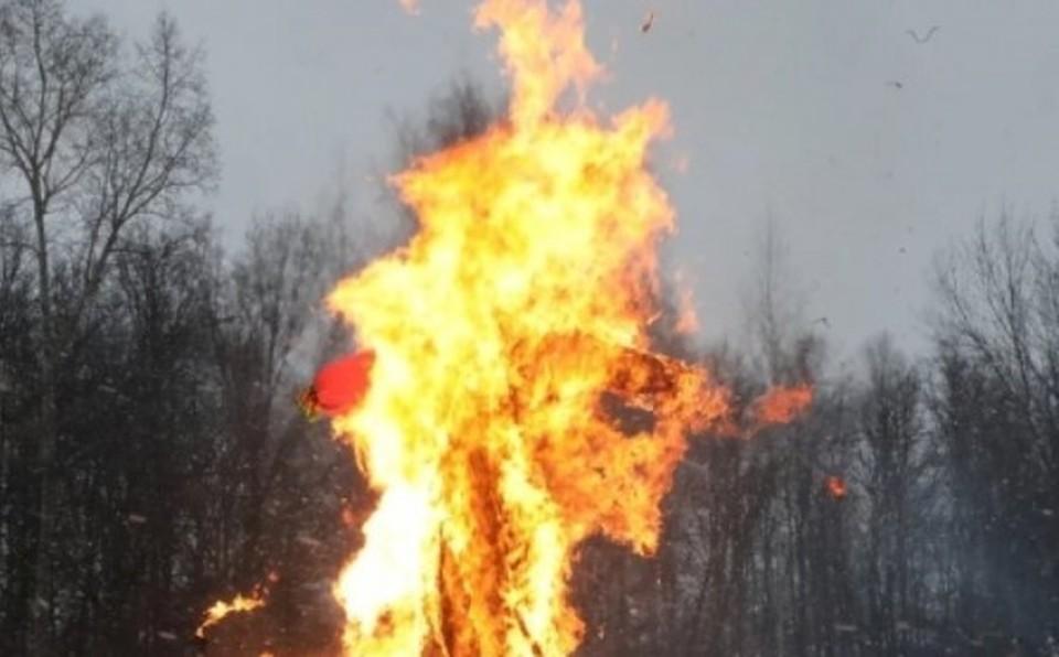 С 30 апреля перед майскими праздниками в Крыму ввели противопожарный режим