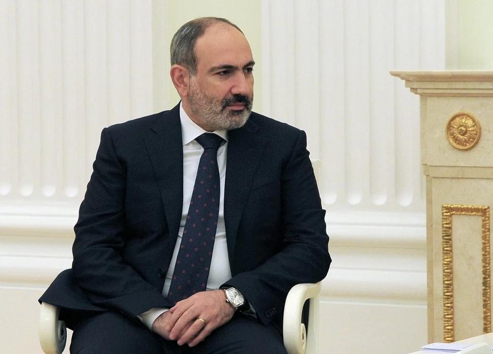 Парламент Армении не избрал Пашиняна премьер-министром