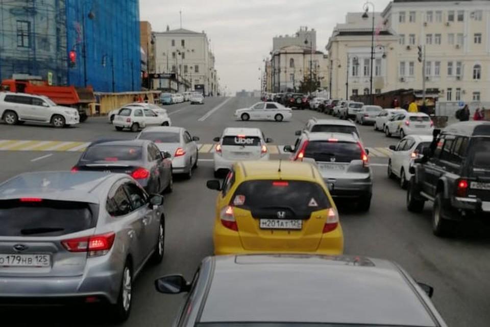 Рассказываем, какие улицы перекроют сегодня. Фото: www.instagram.com/dpskontrol_125rus