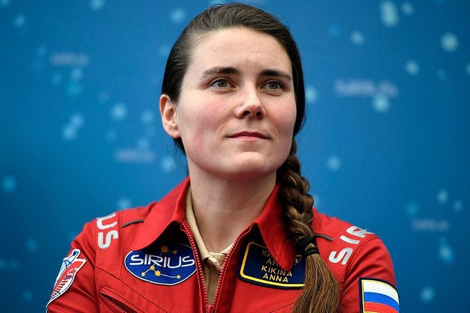 Единственная в России девушка-космонавт вошла в состав нового экипажа МКС