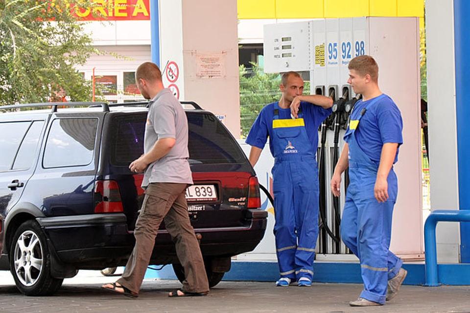 Цены на топливо вновь выросли....