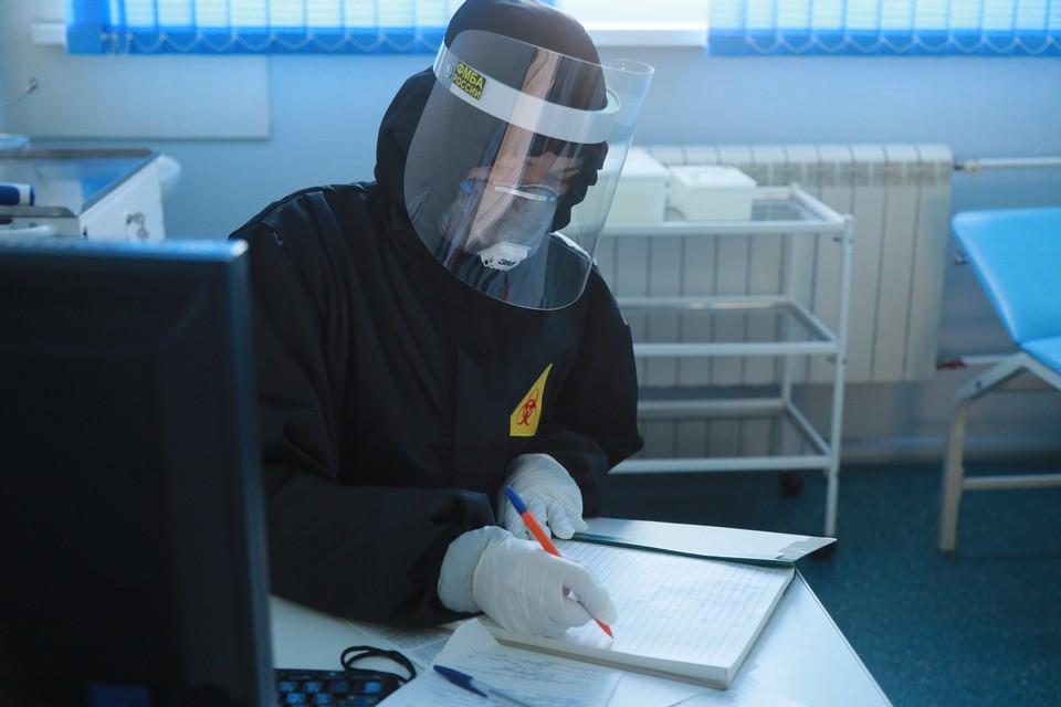 В России 4 мая 2021 выявили 7 770 случаев коронавируса - новый минимум с сентября