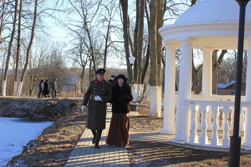 Деревня Волково может стать историческим поселением. Фото: администрация Мценского района