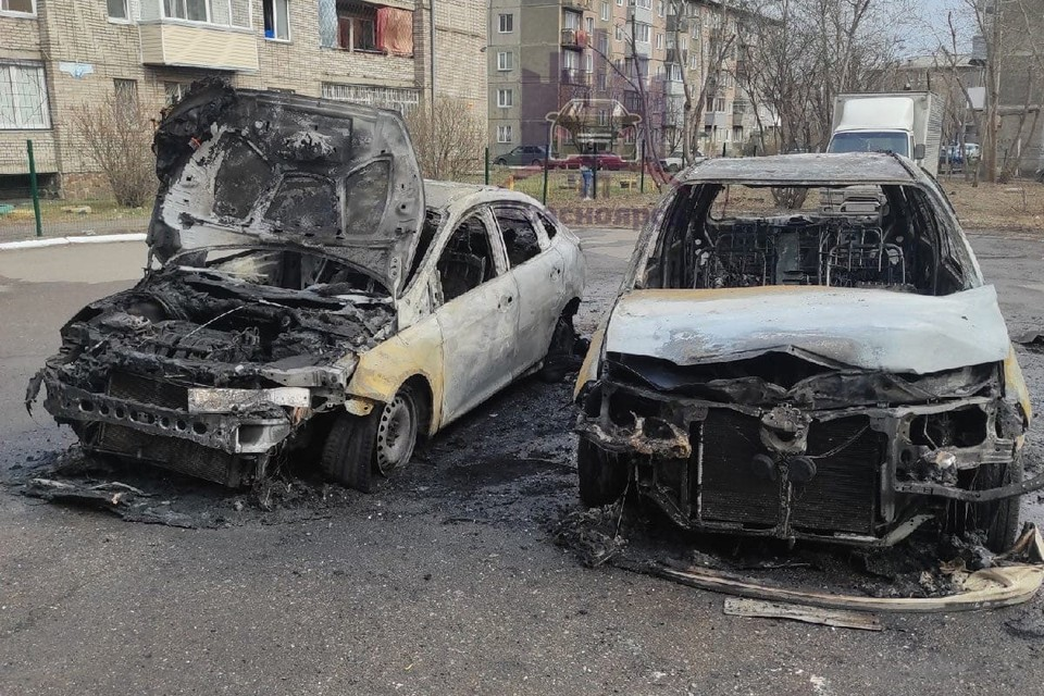 Фото: ЧП Красноярск