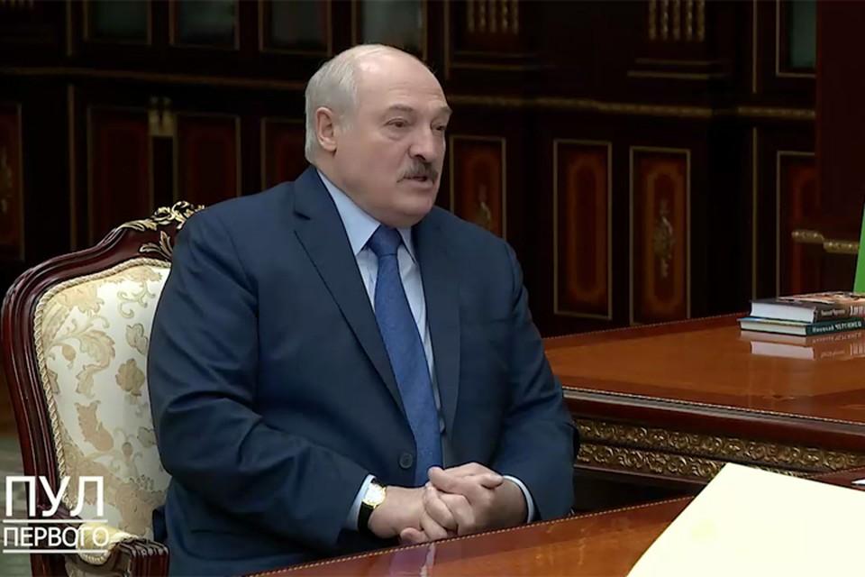 Лукашенко: «Эти европейцы и американцы – последние мерзавцы. Они же ничем не помогли нам абсолютно!».