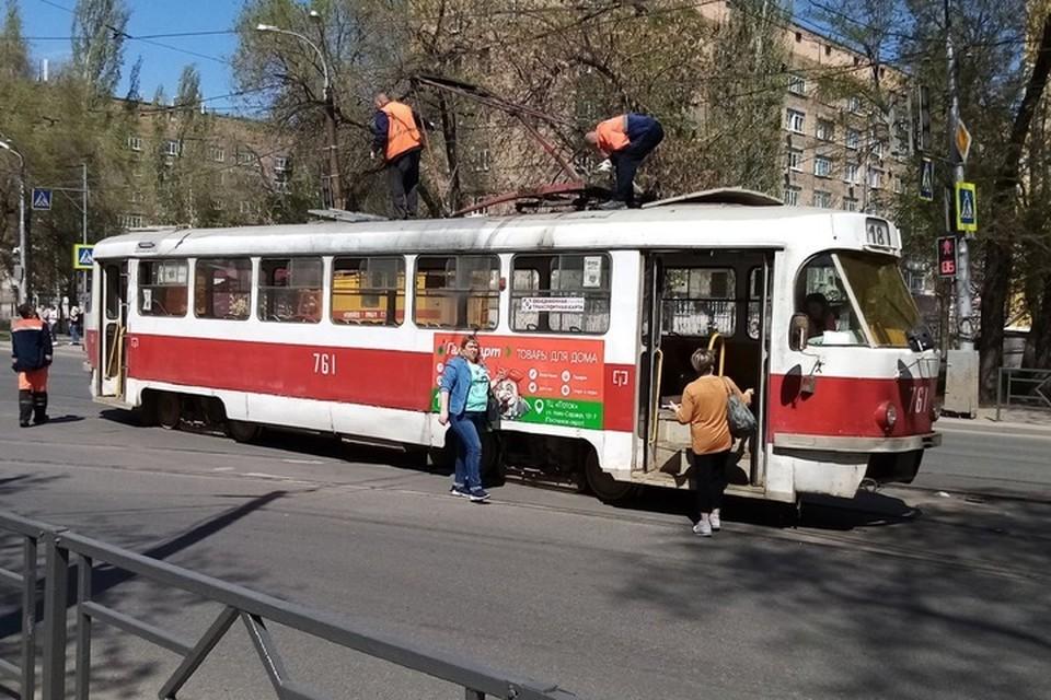 Событие произошло на пересечении улиц Полевая и Арцыбушевская