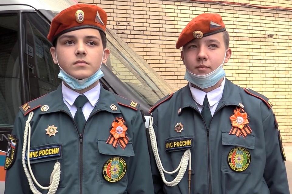 Благодарность получили Антон Дорошков и Илья Напаснюк.