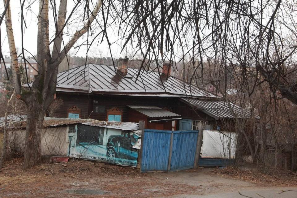 Дом Леонида Гайдая в Иркутске, где он и придумал знаменитую троицу.