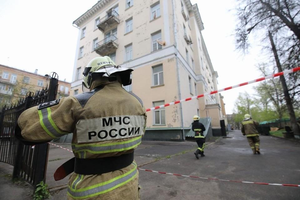 Приоритетной версией для следствия называют короткое замыкание из-за ненадлежащей эксплуатации здания.