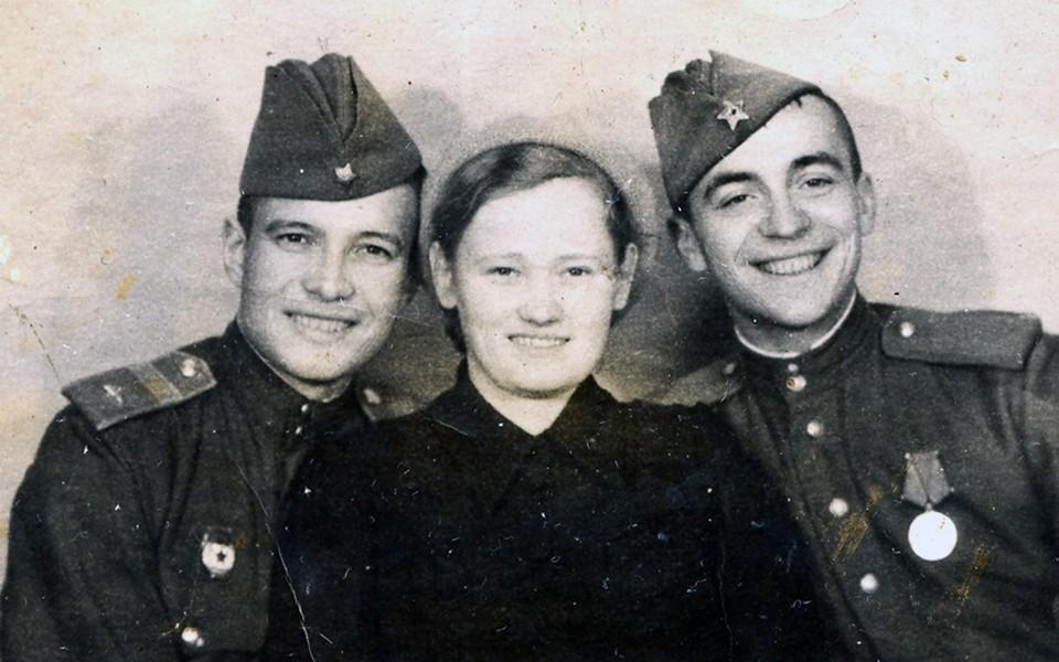 Ефросинье Антоновне Воскобойник к началу войны исполнилось 20 лет.