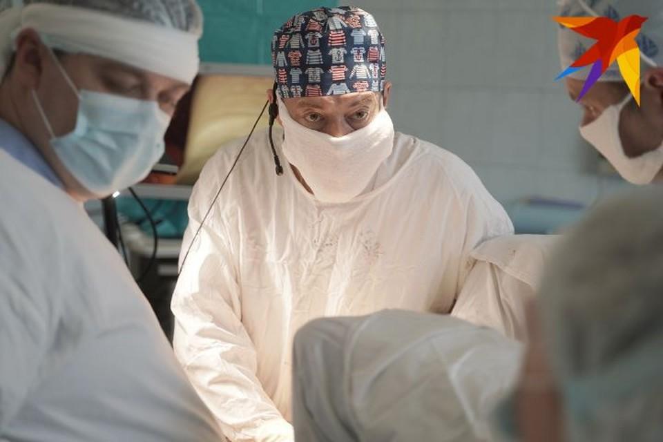 В формате «живая хирургия» прошло 10 показательных операций. ФОТО: предоставлено организаторами Всероссийского съезда онкологов