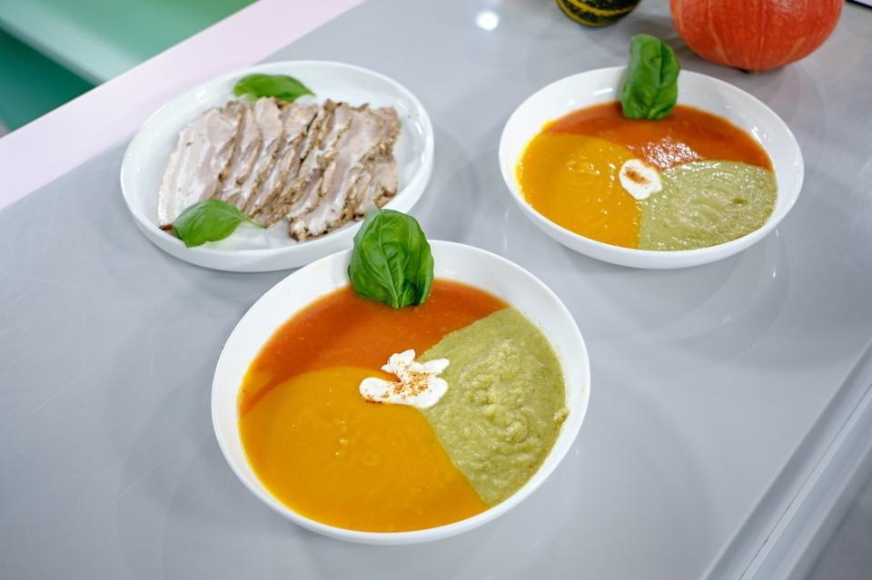 Любой суп можно превратить в шедевр кулинарного искусства