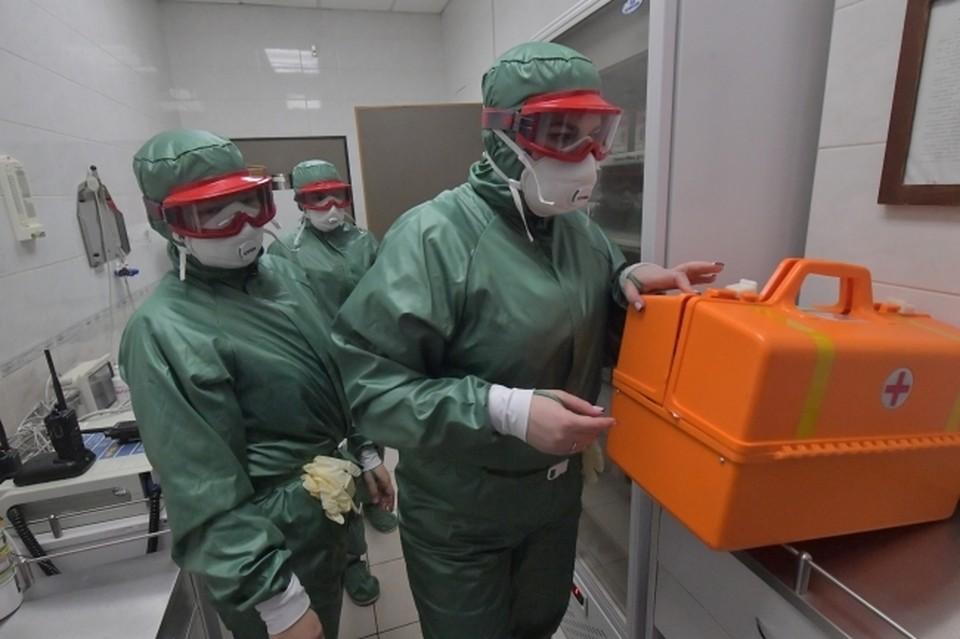 В больницах на лечении находятся 816 человек