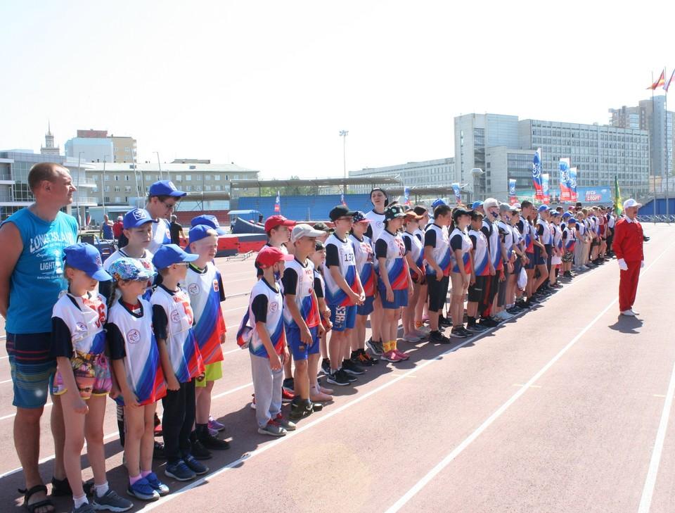Спартакиада по адаптивным видам спорта стартовала в Челябинске.