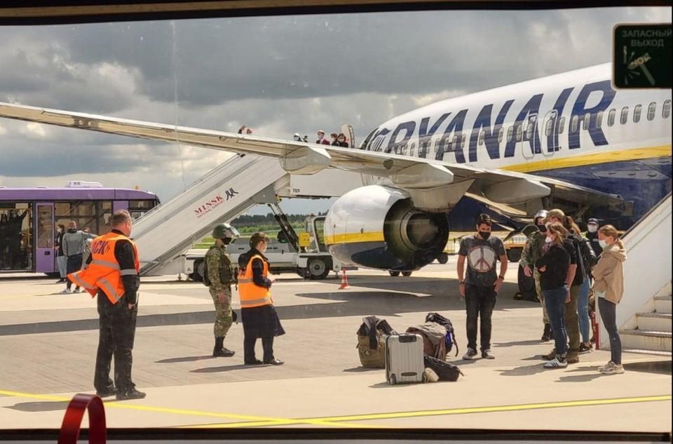 Генсек НАТО о скандале с посадкой в Минске самолета Ryanair: «Это серьезный и опасный инцидент, требующий международного расследования». Фото: delfi.lt.
