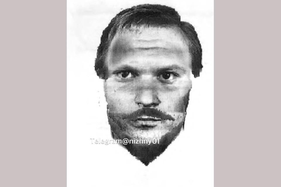 Мужчина пытался увести девочку на улице Генерала Ивлиева. Фото: телеграм-канал Нижний №1