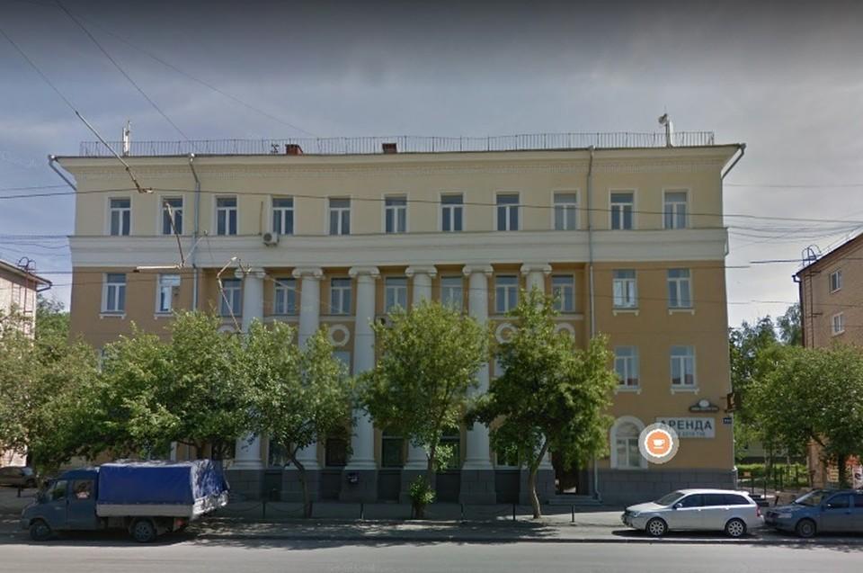 ЧП произошло рядом с этим домом. Фото: google карты