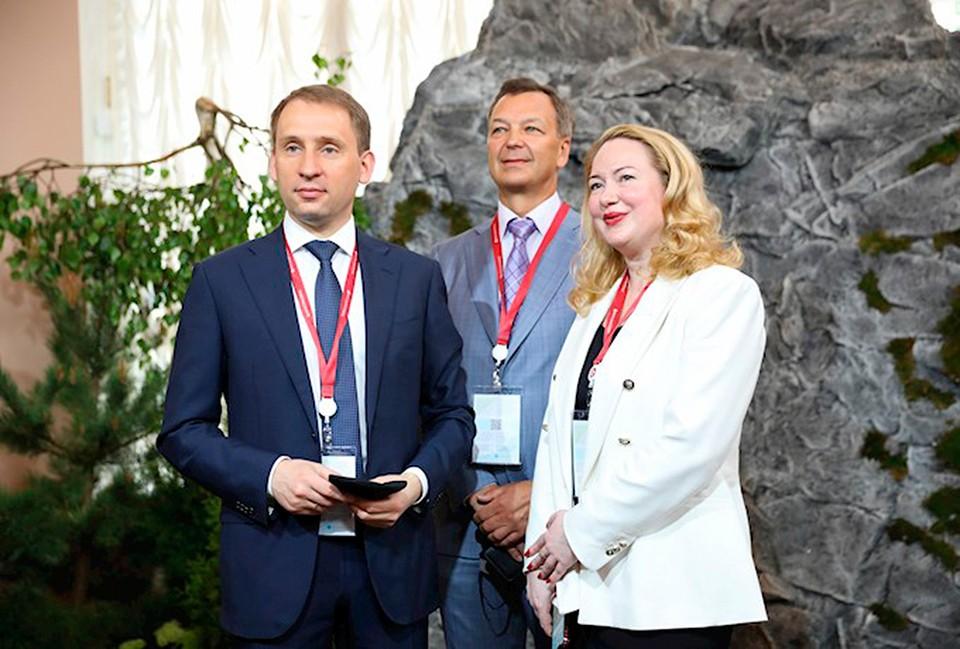 Фото предоставлено фондом Росконгресс.