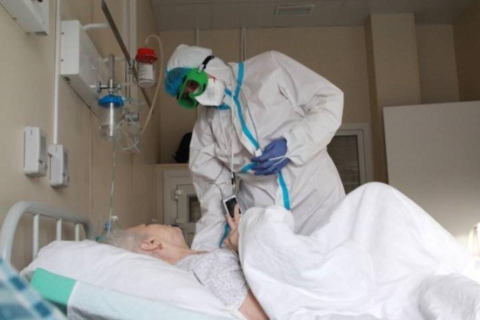 На стационарном лечении находятся 999 кировчан