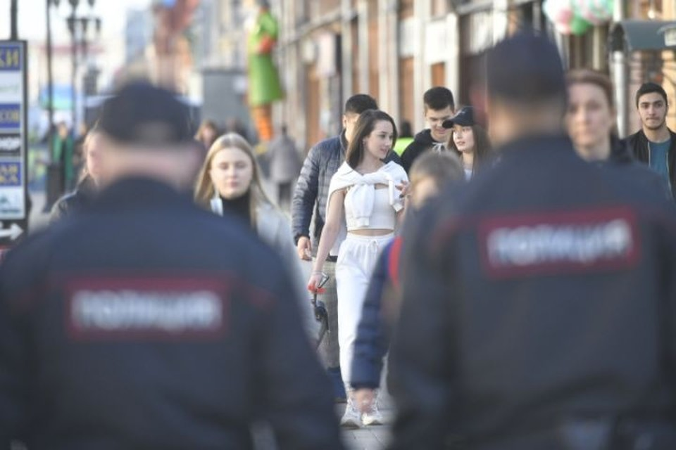 Полиция разыскала подозреваемого в нападении.