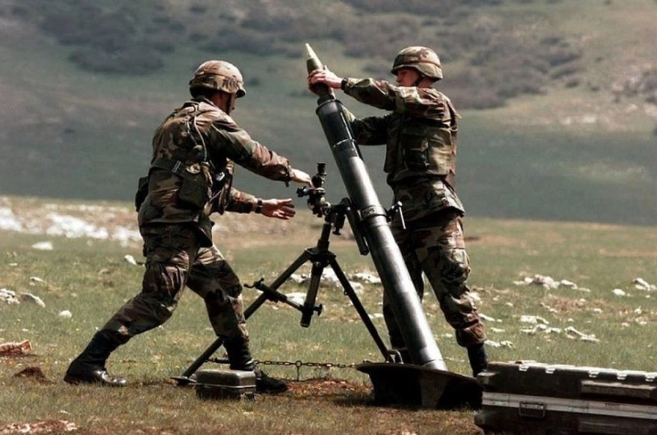 ВСУ четыре раза за сутки обстреляли ДНР. Фото: штаб ООС