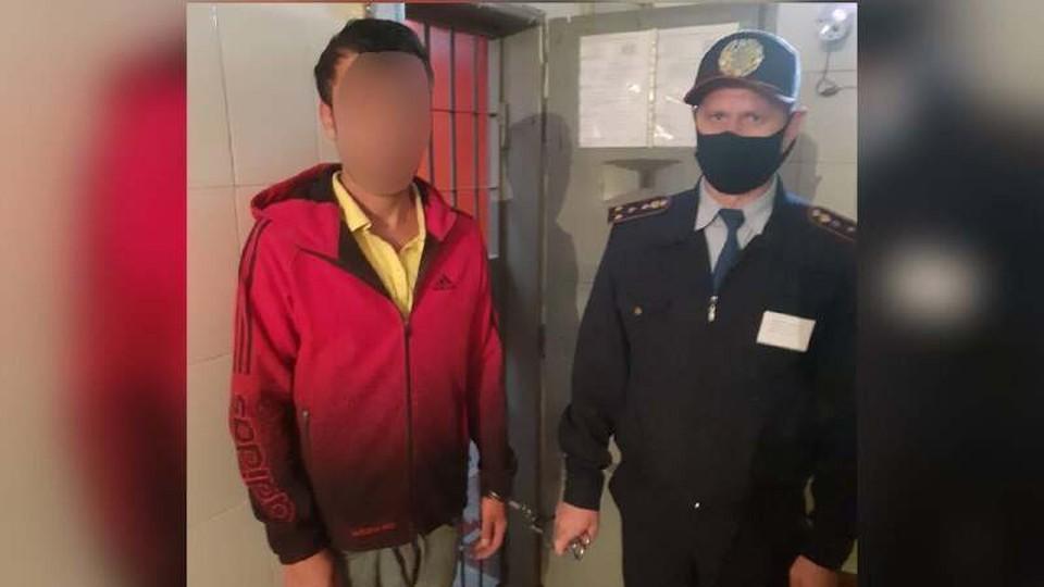 Подозреваемый задержан, идет расследование
