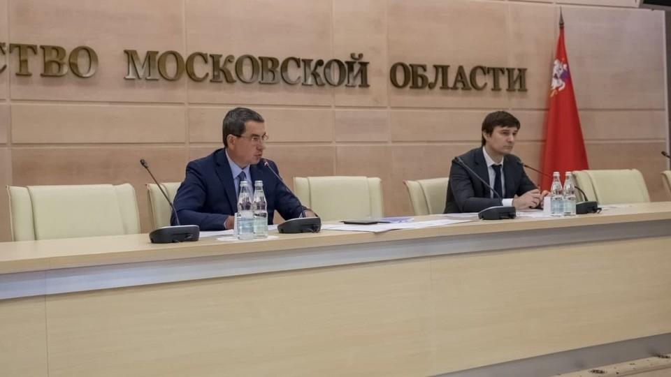 Олег Бетин сразу после назначения принял участие в брифинге