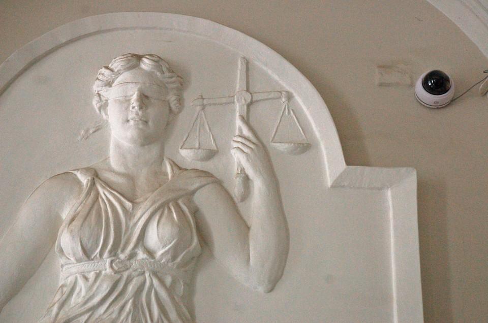 Решение суда в законную силу не вступило