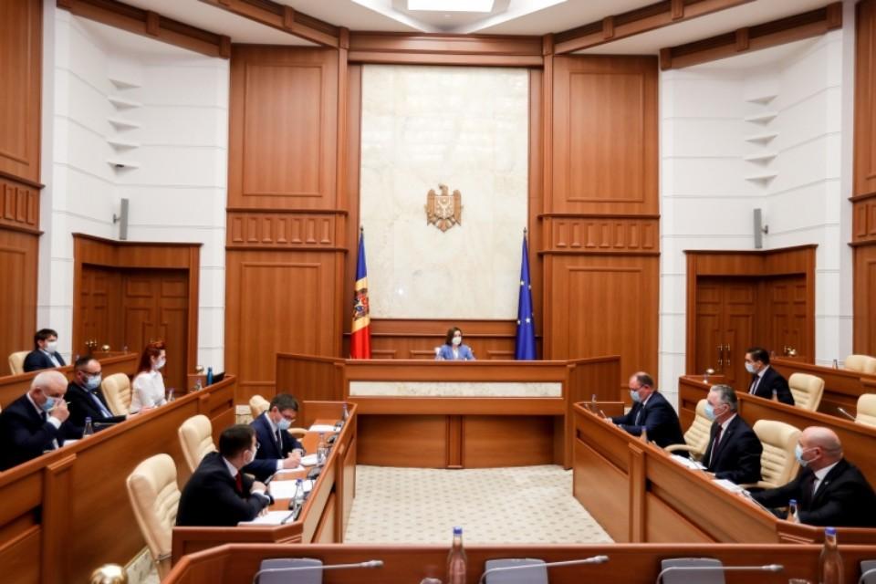 Заседание Высшего совета безопасности. Фото resedinte.md