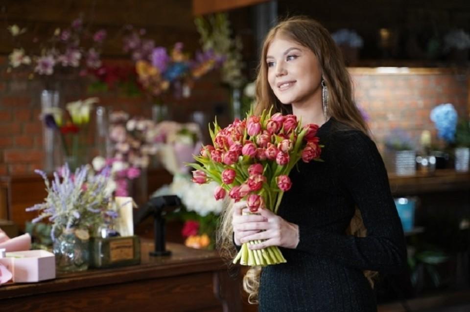 Цветы на набережной столицы появятся 5 июня.
