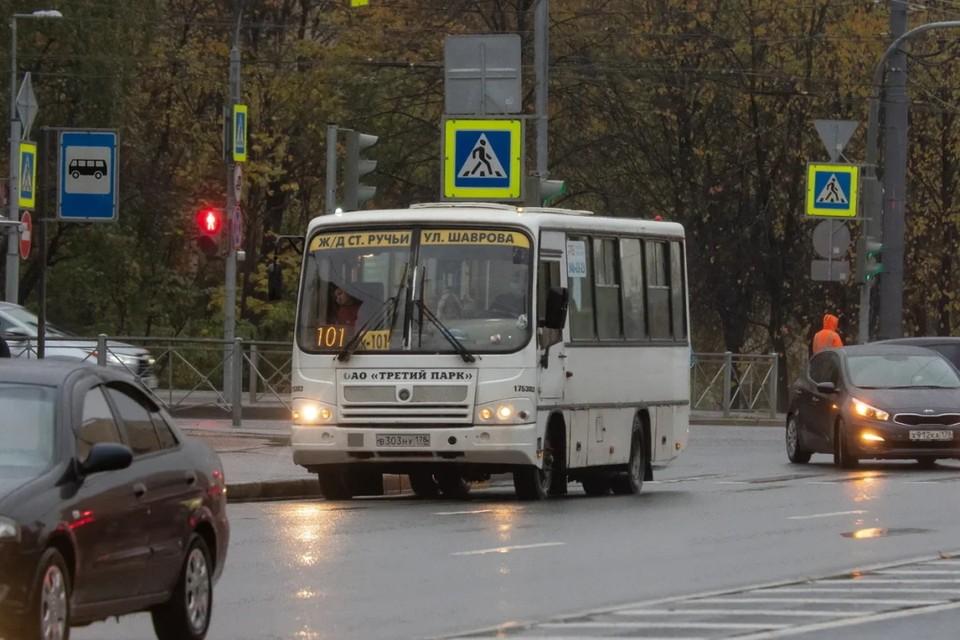 В Петербурге отправили на год в колонию водителя маршрутки, который насмерть сбил пешехода.