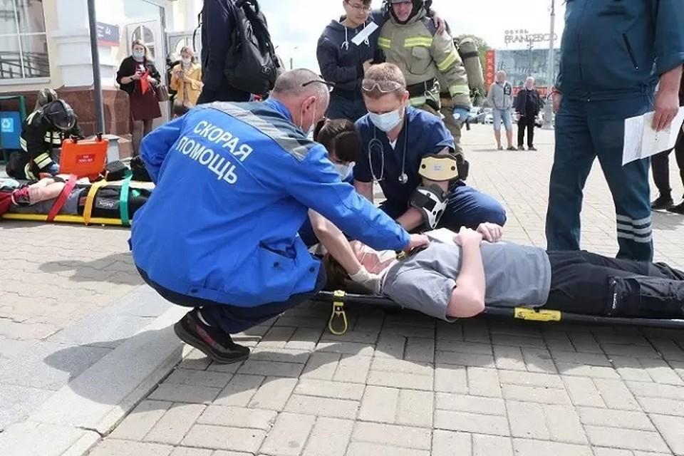 В Хабаровске 11-летний мальчик упал со второго этажа недостроенного дома