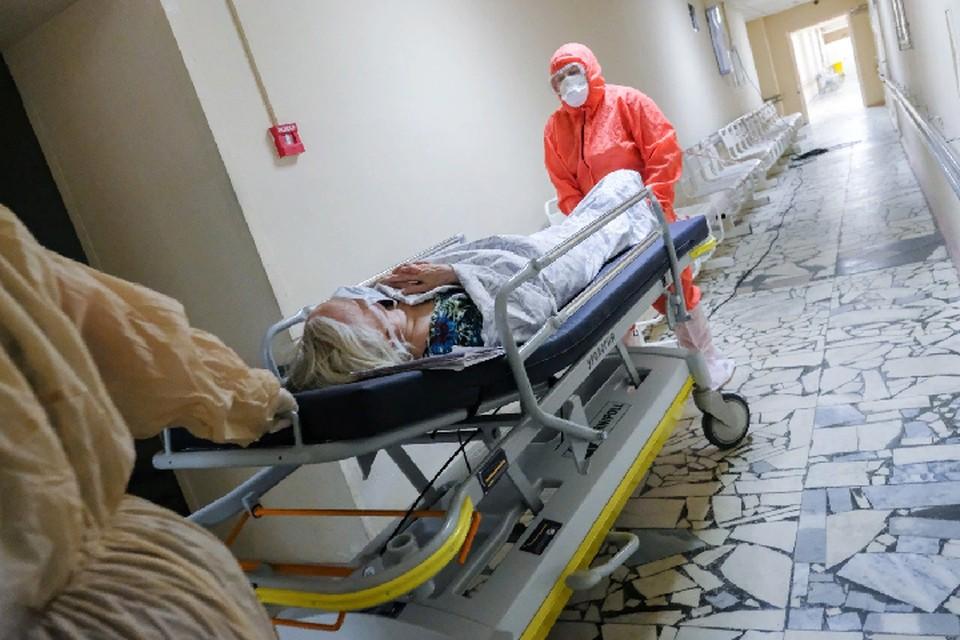 С начала пандемии умерли 437 пациентов, у которых был диагностирован ковид
