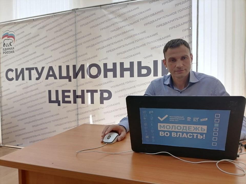Сергей Улегин