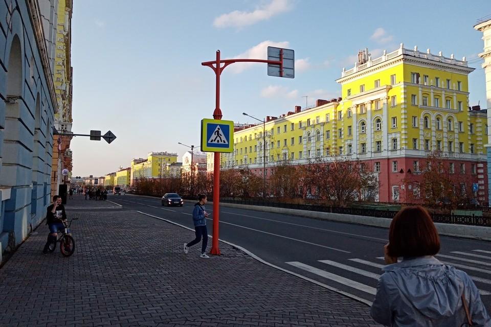 В Норильске оштрафовали управляющую компанию за ремонт исторического здания