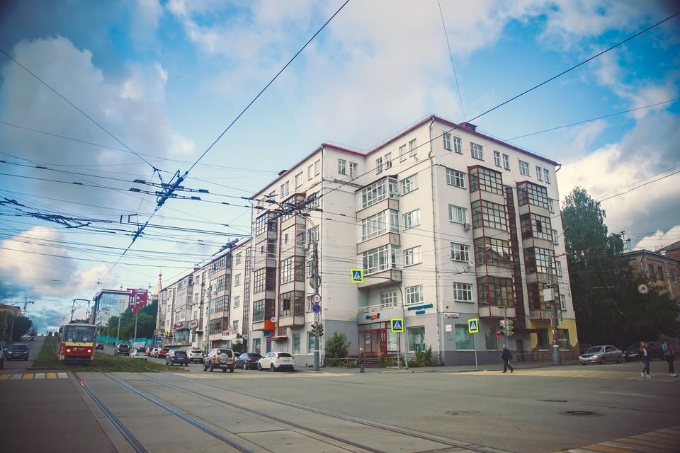 Следующая неделя в Ижевске будет ясной и облачной