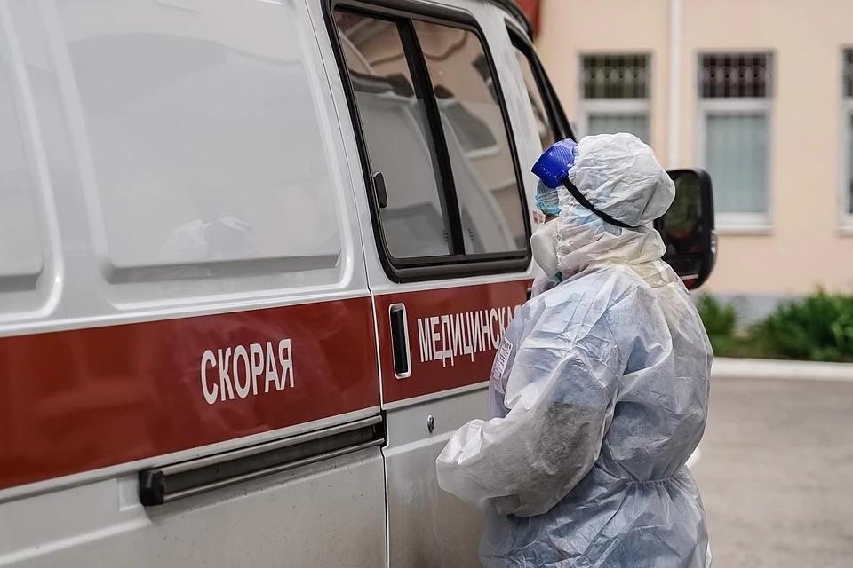 Общее число инфицированных в Пермском крае достигло 57 371 человек.