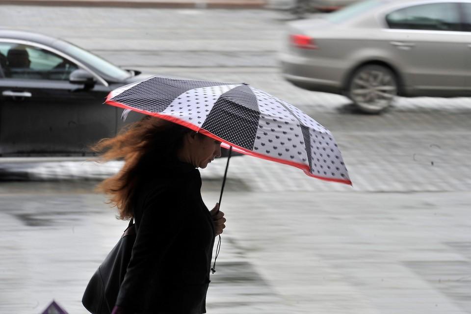 В Свердловскую область после аномальной жары придут дожди с ураганным ветром