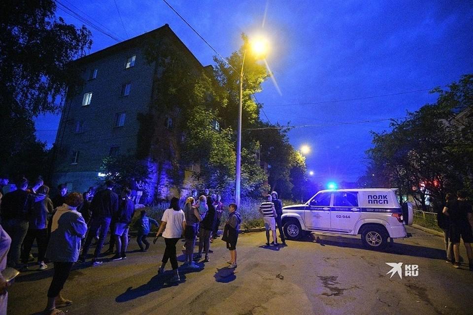 Сергей Болков один раз выстрелил в машину, в которой находилась семья и два - в сотрудника Росгвардии