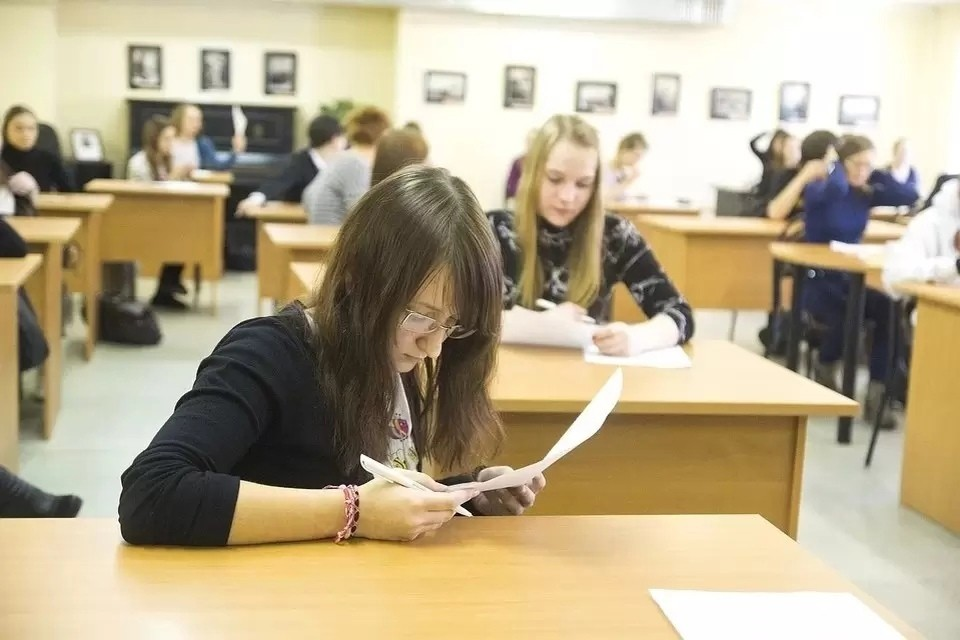 Выпускники уже определились с экзаменами, которые будут сдавать
