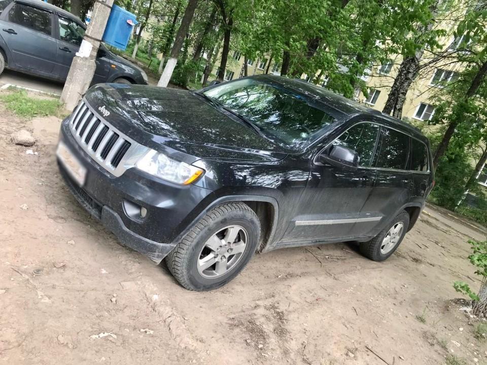 Рязанец за день расплатился с долгами, чтобы не расставаться с Jeep Cherokee.