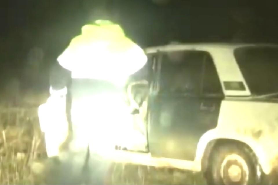 Водитель-лихач арестован на 10 суток за отказ пройти мед. освидетельствование в Иркутской области