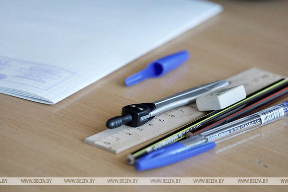 В белорусских школах начались выпускные экзамены. Фото: БелТА