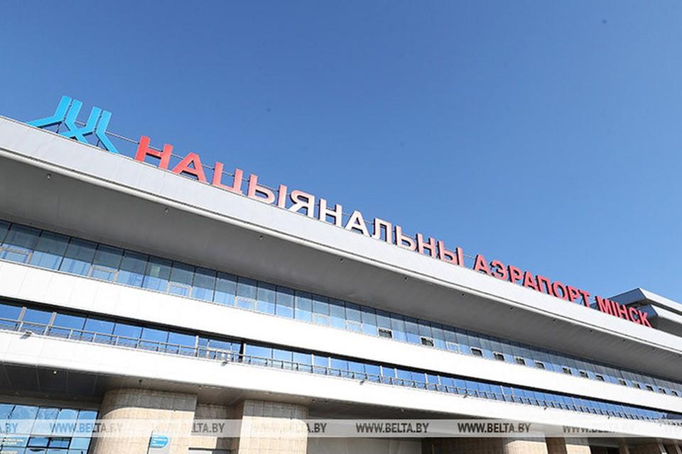 В Национальном аэропорту Минск с 1 июня внедряют новую технологию ПЦР-исследования на коронавирус. Фото: БелТА