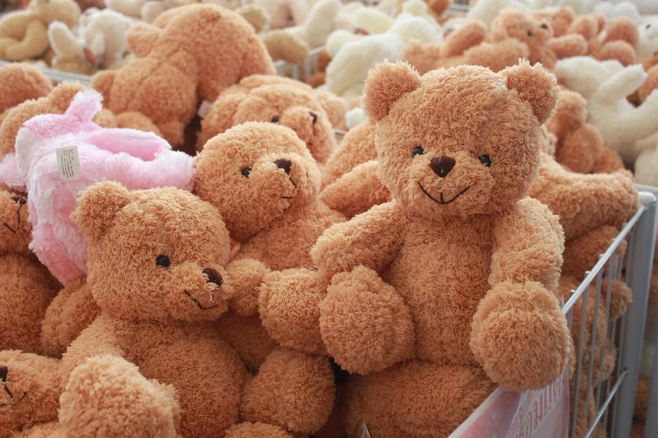Детские игрушки из Москвы экспортируются в 46 стран мира.