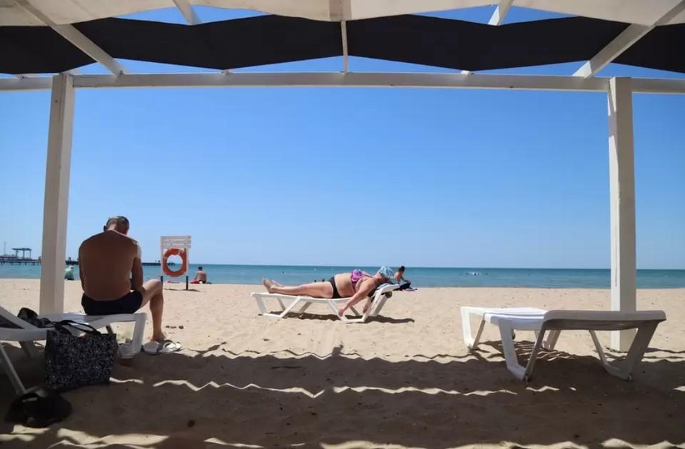 Температура воды в Черном море 1 июня 2021: купальный сезон откладывается на неопределенное время