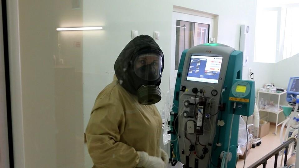 Число заболевших коронавирусом в Тюмени на 1 июня 2021 года увеличилось на 49 человек.