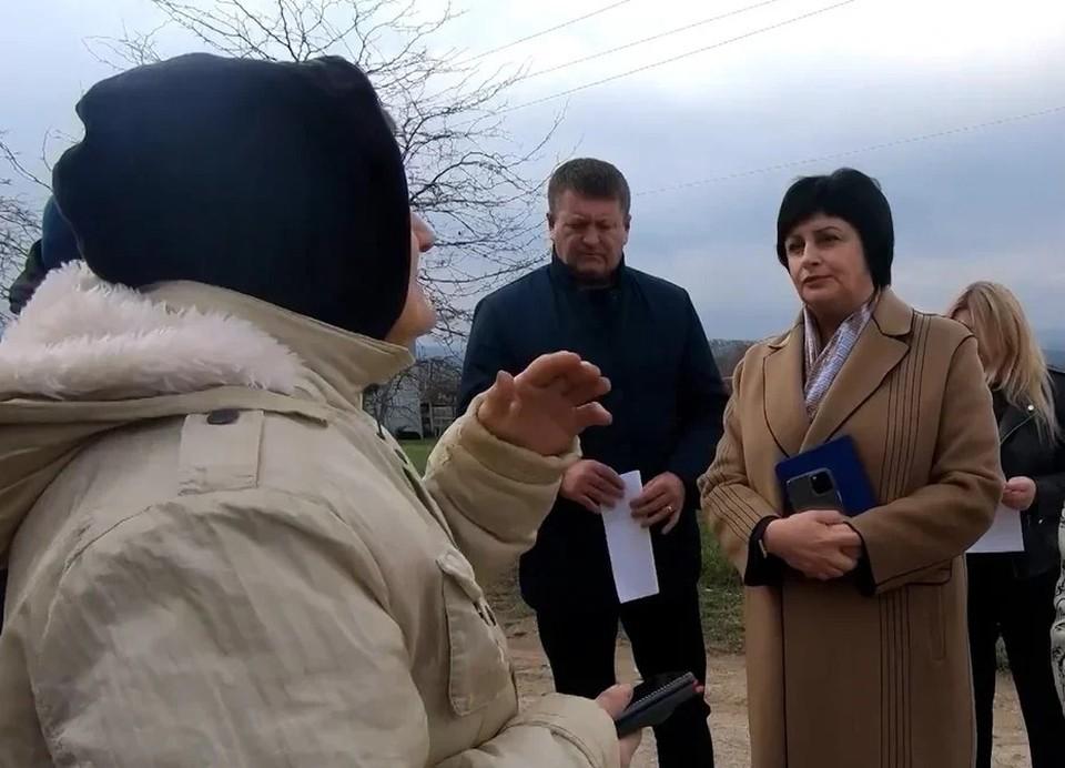 Татьяна Лобач озвучила проблемы, с которыми ежедневно сталкиваются жители ее округа