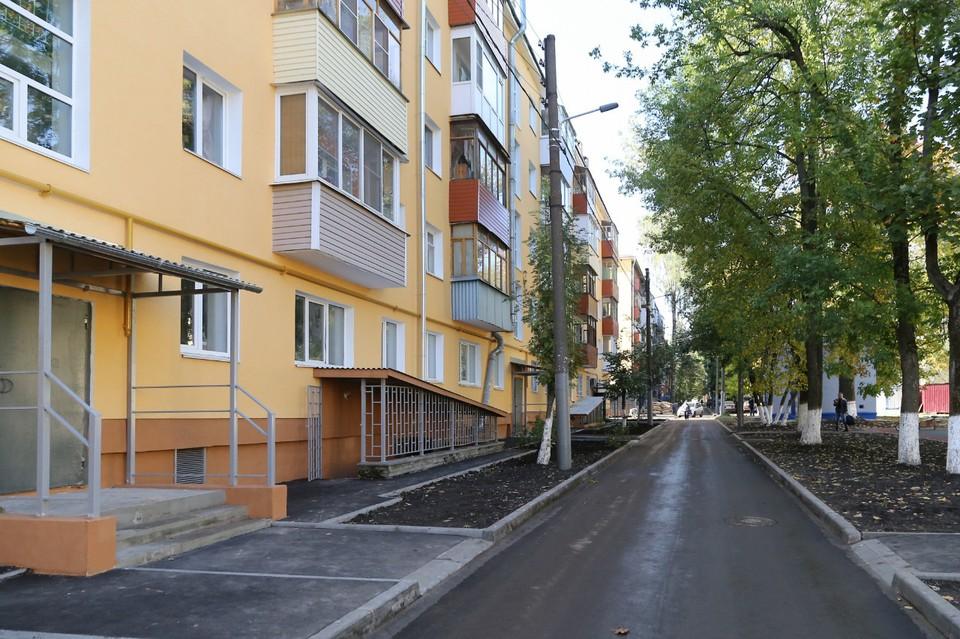 36 нижегородских домов получат благоустроенные дворовые территории. Фото: пресс-служба администрации Нижнего Новгорода
