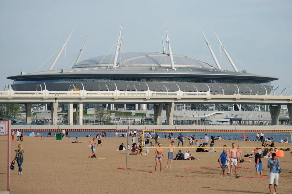 В Петербурге МЧС одобрил для времяпровождения и купания 15 пляжей.